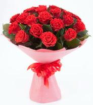 12 adet kırmızı gül buketi  Sakarya kaliteli taze ve ucuz çiçekler