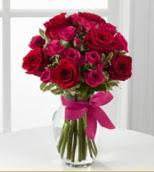 21 adet kırmızı gül tanzimi  Sakarya çiçek yolla