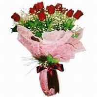 Sakarya kaliteli taze ve ucuz çiçekler  12 adet kirmizi kalite gül