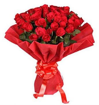 41 adet gülden görsel buket  Sakarya anneler günü çiçek yolla