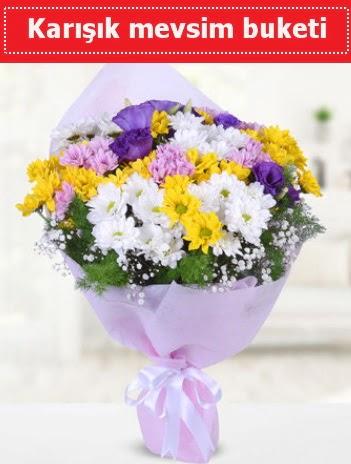 Karışık Kır Çiçeği Buketi  Sakarya internetten çiçek satışı