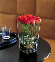 Sakarya çiçek online çiçek siparişi  kare mika yada cam vazo renkligül tanzim