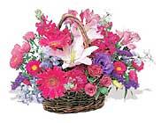 küçük karisik özel sepet   Sakarya ucuz çiçek gönder
