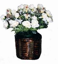 yapay karisik çiçek sepeti   Sakarya çiçek gönderme sitemiz güvenlidir