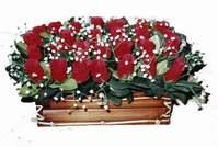 yapay gül çiçek sepeti   Sakarya çiçek yolla , çiçek gönder , çiçekçi