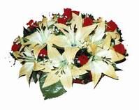 yapay karisik çiçek sepeti   Sakarya online çiçekçi , çiçek siparişi