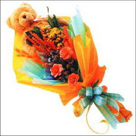 ayicik gül ve kir çiçekleri   Sakarya çiçek mağazası , çiçekçi adresleri