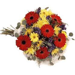 karisik mevsim demeti  Sakarya çiçek yolla