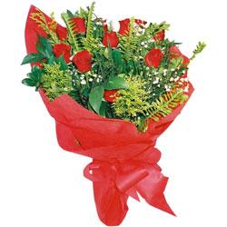 11 adet gül buketi sade ve görsel  Sakarya çiçek yolla