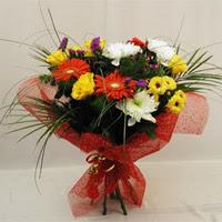 Sakarya çiçek servisi , çiçekçi adresleri  Karisik mevsim demeti