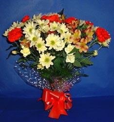 Sakarya çiçek servisi , çiçekçi adresleri  kir çiçekleri buketi mevsim demeti halinde