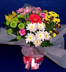 Sakarya çiçek servisi , çiçekçi adresleri  küçük karisik mevsim demeti