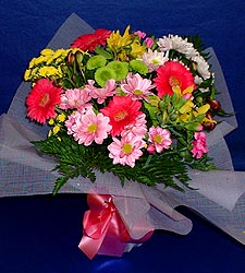 karisik sade mevsim demetligi   Sakarya çiçekçi telefonları
