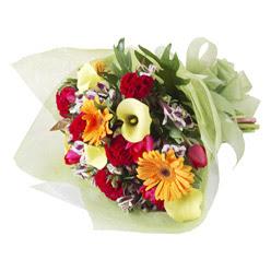 karisik mevsim buketi   Sakarya internetten çiçek siparişi