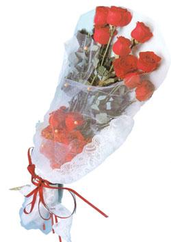 11 adet kirmizi güller buket tanzimi   Sakarya kaliteli taze ve ucuz çiçekler