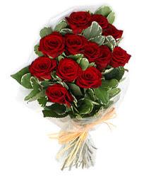 Sakarya çiçek siparişi vermek  9 lu kirmizi gül buketi.