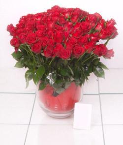 Sakarya çiçek gönderme sitemiz güvenlidir  101 adet kirmizi gül