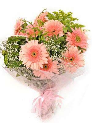Sakarya anneler günü çiçek yolla  11 adet gerbera çiçegi buketi