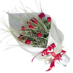 Sakarya çiçekçiler  11 adet kirmizi gül buket- Her gönderim için ideal