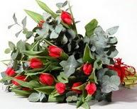 Sakarya anneler günü çiçek yolla  11 adet kirmizi gül buketi özel günler için