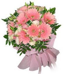 Sakarya çiçek yolla  Karisik mevsim çiçeklerinden demet