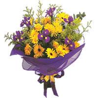 Sakarya cicek , cicekci  Karisik mevsim demeti karisik çiçekler