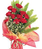11 adet kaliteli görsel kirmizi gül  Sakarya anneler günü çiçek yolla