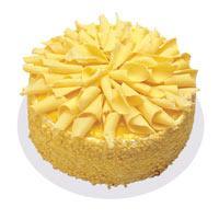 Muzlu pasta 4 ile 6 kisilik yas pasta  Sakarya 14 şubat sevgililer günü çiçek