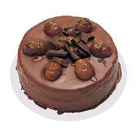 Kestaneli çikolatali yas pasta  Sakarya hediye sevgilime hediye çiçek