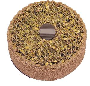 Krokanli 4 ile 6 kisilik yas pasta leziz  Sakarya uluslararası çiçek gönderme