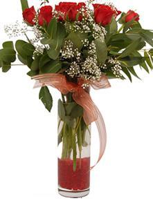 9 gül sevdiklerinize  Sakarya anneler günü çiçek yolla