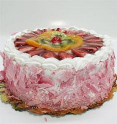 görsel pastacilar 4 ile 6 kisilik yas pasta karisik meyvali  Sakarya ucuz çiçek gönder