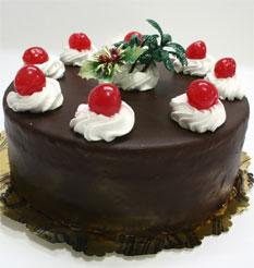 4 ile 6 kisilik yas pasta çikolatali taze pastaci  Sakarya çiçek satışı