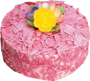 pasta siparisi 4 ile 6 kisilik framboazli yas pasta  Sakarya cicekciler , cicek siparisi