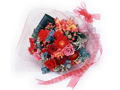 Karisik buket çiçek modeli sevilenlere  Sakarya çiçek gönderme