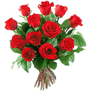 11 adet bakara kirmizi gül buketi  Sakarya internetten çiçek satışı