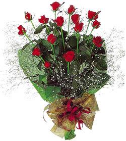 11 adet kirmizi gül buketi özel hediyelik  Sakarya çiçek mağazası , çiçekçi adresleri