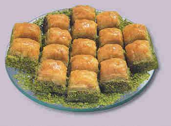 pasta tatli satisi essiz lezzette 1 kilo fistikli baklava  Sakarya online çiçekçi , çiçek siparişi