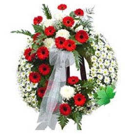 Cenaze çelengi cenaze çiçek modeli  Sakarya çiçek gönderme