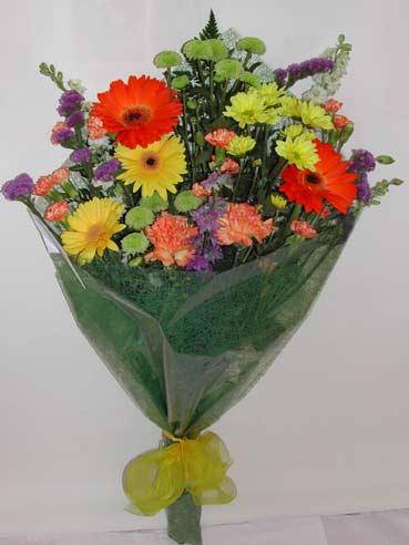 karisik kir çiçek buketi çiçek gönderimi  Sakarya çiçek yolla
