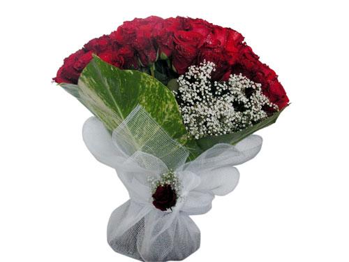 25 adet kirmizi gül görsel çiçek modeli  Sakarya hediye çiçek yolla