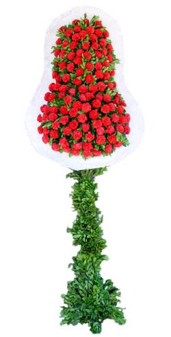 Dügün nikah açilis çiçekleri sepet modeli  Sakarya online çiçek gönderme sipariş