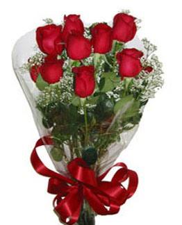 Çiçek sade gül buketi 7 güllü buket  Sakarya İnternetten çiçek siparişi