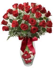 17 adet essiz kalitede kirmizi gül  Sakarya çiçekçi mağazası