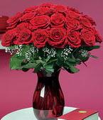 Sakarya ucuz çiçek gönder  11 adet Vazoda Gül sevenler için ideal seçim