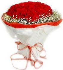 Sakarya yurtiçi ve yurtdışı çiçek siparişi  41 adet kirmizi gül buketi