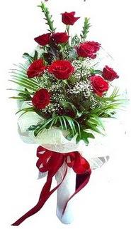 Sakarya çiçek online çiçek siparişi  10 adet kirmizi gül buketi demeti