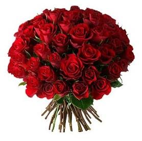 Sakarya hediye sevgilime hediye çiçek  33 adet kırmızı gül buketi