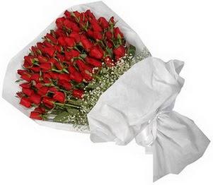 Sakarya online çiçek gönderme sipariş  51 adet kırmızı gül buket çiçeği