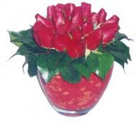 Sakarya çiçek gönderme sitemiz güvenlidir  11 adet kaliteli kirmizi gül - anneler günü seçimi ideal